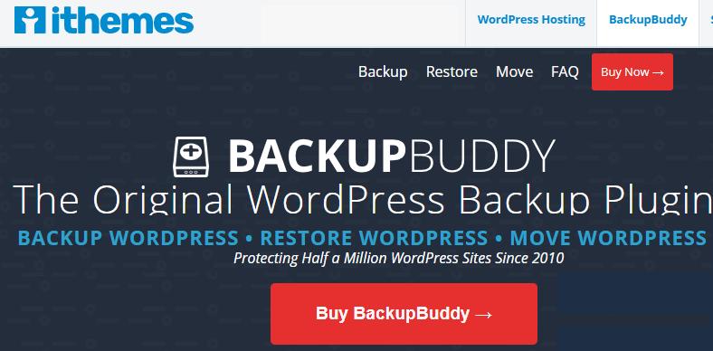 Wordpress eklentiyle otomatik yedekleme