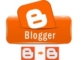 Blogger Bloğu Başka Bir Hesaba Aktarma
