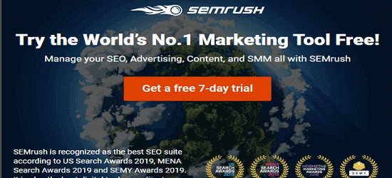 Semrush Backlink Sorgulama