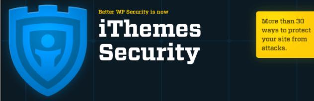 iThemes WordPress güvenlik eklentisi