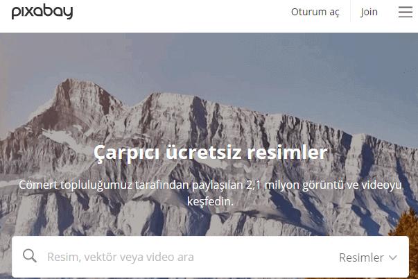 Pixabay-Ücretsiz Stok Görseller