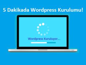 Wordpress Nasıl Kurulur? Wordpress Kurulumu