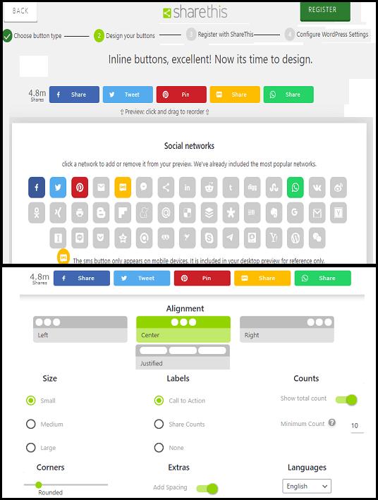Wordpress siteye whatsapp paylaşım butonu ekleme
