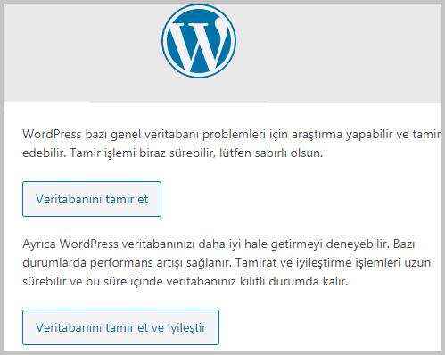 Wordpress Veritabanı Bağlantısı Kurulurken Hata Oluştu Sorunu Çözümü