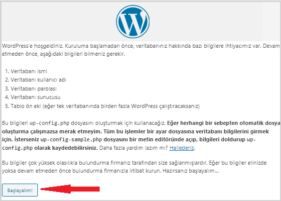 XAMPP Localhost WordPress Kurma