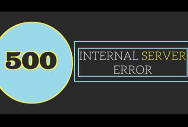 WordPress 500 Internal Server Error Nedir, Nasıl Çözülür?