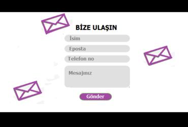 WordPress Siteye İletişim Formu Ekleme